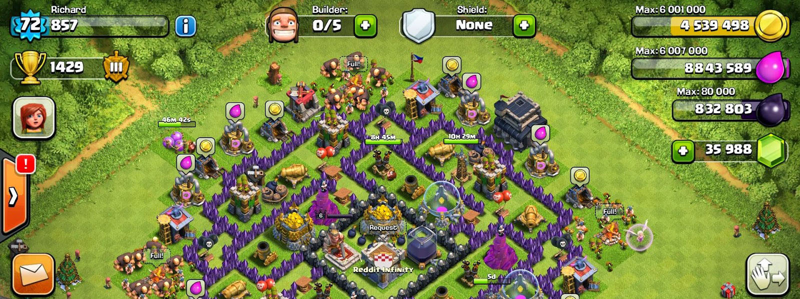 Can I Hack Coc